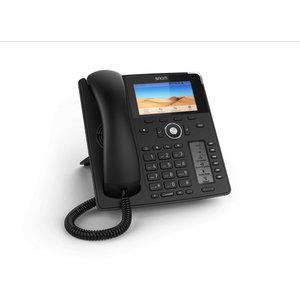 SNOM D785 12 lijns SIP VoIP toestel met kleurendisplay