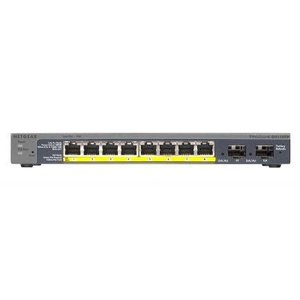 Netgear Prosafe GS110TP Switch 8 port gigabit PoE