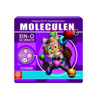 Ein-O Science Ein O Science Chemie Moleculen