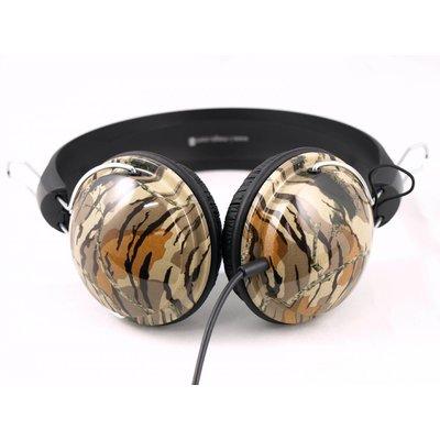 I-Mego street-jungle-koptelefoon