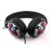 I-Mego Street Chine Black Mask