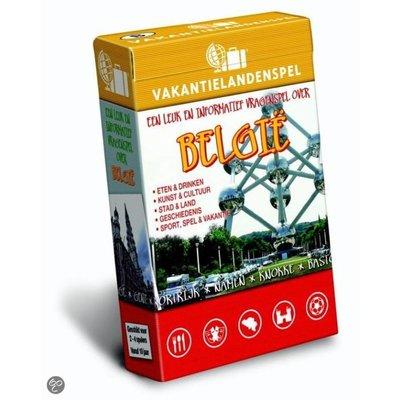 Scala vakantie-landen-spel-belgië