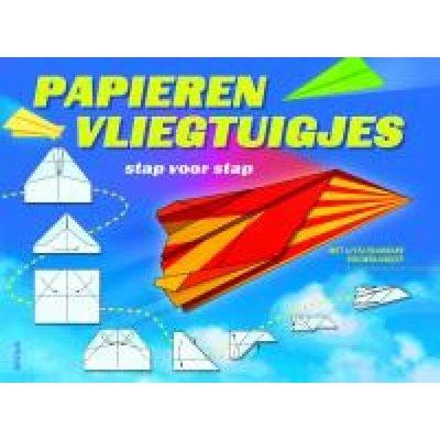 Deltas papieren-vliegtuigjes-stap-voor-stap