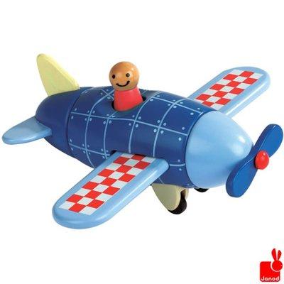 Janod magneetset-vliegtuig