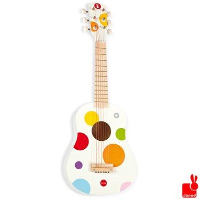 Janod confetti-gitaar-klein