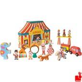 Janod Story Box het circus 19-delig