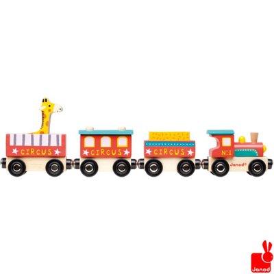 Janod trein-circus-magnetisch