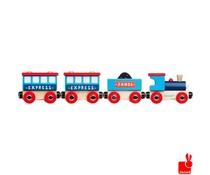 Janod Express trein magnetisch