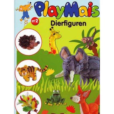 PlayMais boekje-dieren