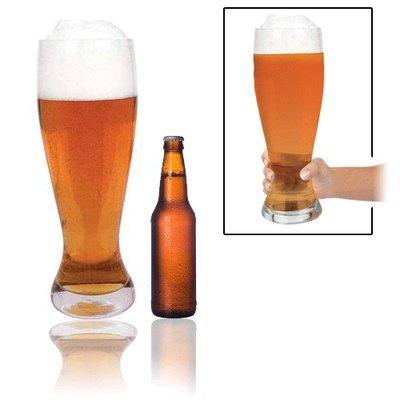 Gizzys Giant beer glass