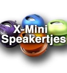 X-Mini Speakers