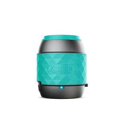 X-Mini Bluetooth mini speaker We Turquoise