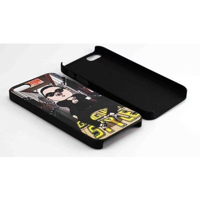 Iphone 4 (S) gangnam style hardcase hoes
