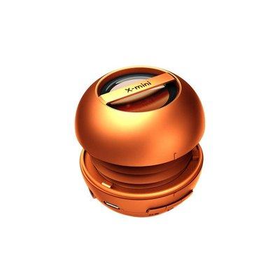 X-Mini Kai 2 bluetooth speaker orange