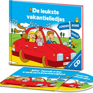 De Leukste vakantieliedjes Vlaams