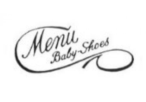 MENU Baby shoes