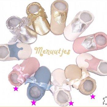 MENU Baby shoes Doopschoentjes Maat 4 (15 cm)