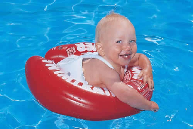 Swim academy Freds Zwemtrainer voor baby's - Online ...