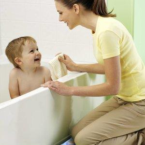 Fisher Price RF badmat voor moeders