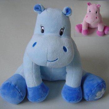 Clever baby Grote Nijlpaard knuffel