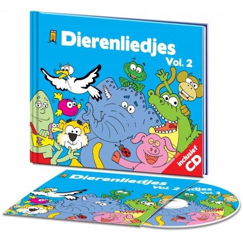 Kidsmarketeers Dierenliedjes vol.2