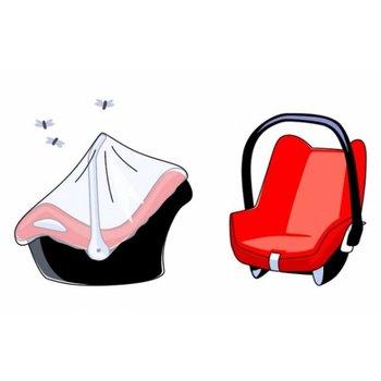 Babsana Klamboe autostoel groep 0 Zwart