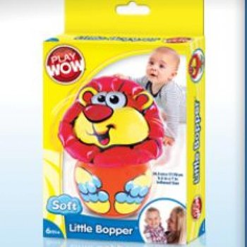 Play WOW Little Bopper grote leeuw