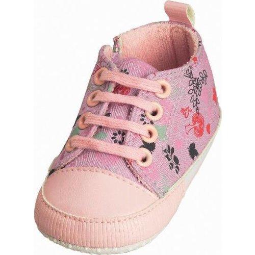Playshoes Canvas babysneekers - gymschoentjes