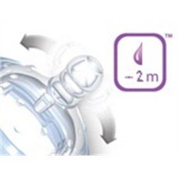 Nûby NT Soft flex spenen Extra slow flow -2m+ (extra langzaam of prematuur)