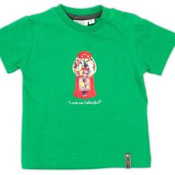 Feetje T-shirt 'I am so colorful'