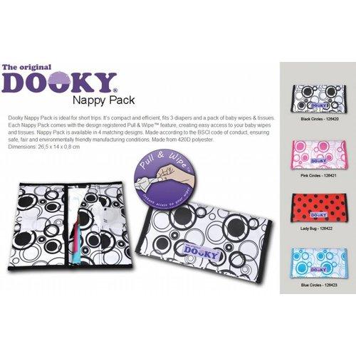 Dooky Nappy pack - doekjes tasje