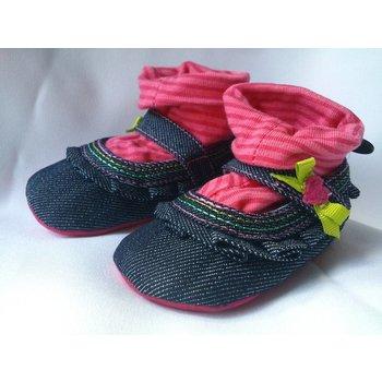 NEXT Jeans ballerina babyschoentjes