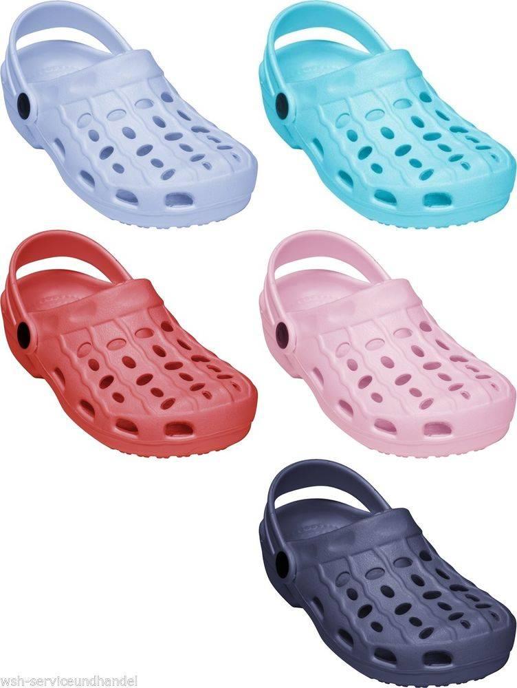 playshoes eva clog 39 nep 39 crocs superlichte zomerschoen online babywinkel de babykraam. Black Bedroom Furniture Sets. Home Design Ideas