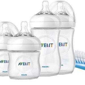 Avent Avent Flessenset natural. Startset voor pasgeborenen