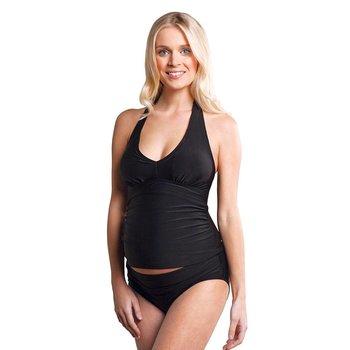 Carriwell Zwangerschaps bikini tankini zwart M