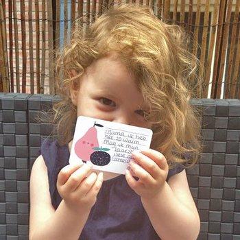 Milestone Babycards MINIcards - fotokaarten om de leukste uitspraken vast te leggen