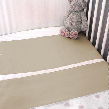 Silky Sleep Baby 100% Zijden hoeslaken Ledikant - 3 kleuren