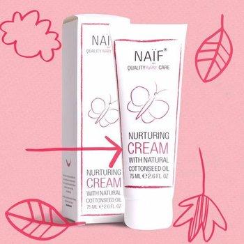 NAÏF Nurturing cream - vette baby creme
