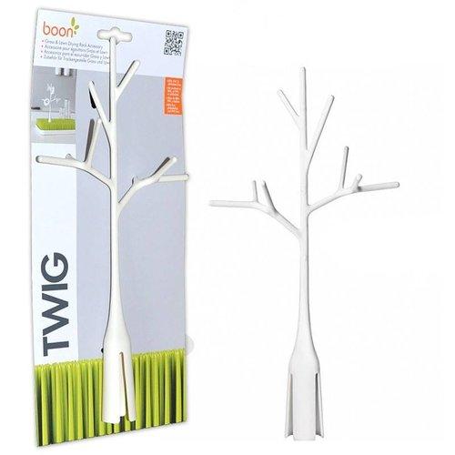 Boon Twig boom wit -  accessoire voor je boon Trendy afdruiprekje