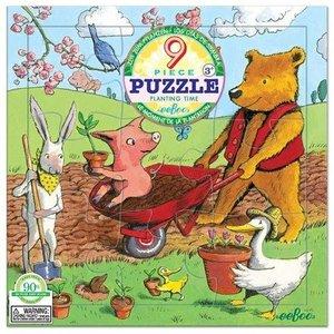 Puzzel - Planttijd - Tuindag in het voorjaar - lente