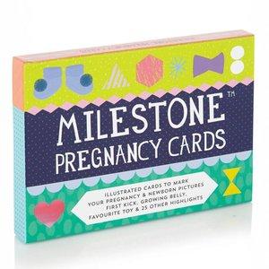 Milestone Babycards Zwangerschapskaarten
