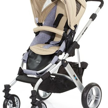 ABC design Kinderwagen Mamba - Desert