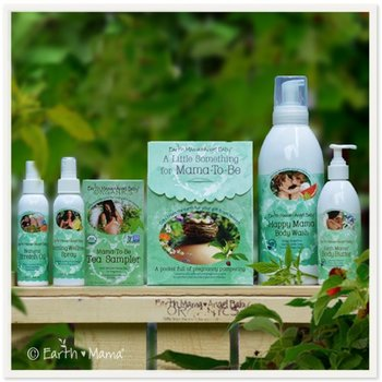 Earth Mama Mama-to-be mama giftset