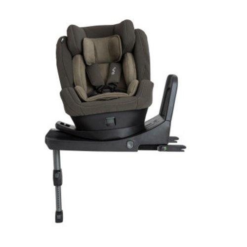 Nuna Rebl autostoel i-Size 360° Autostoel Coffee met isofix 0-4 jaar
