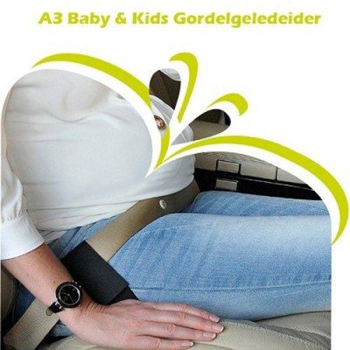 A3 Baby & Kids Zwangerschapsgordel - Seat belt positioner