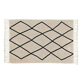 Lorena Canals Wasbaar tapijt Bereber Beige - 140x200cm