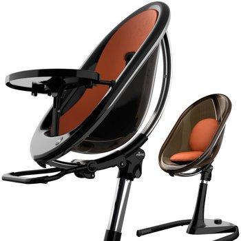 Mima Moon 2G Highchair - Black/Smoky