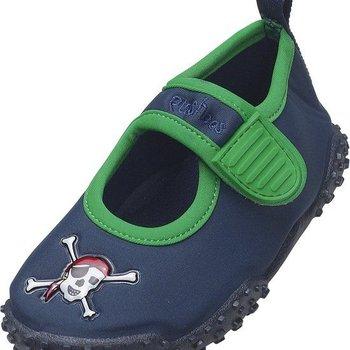 Playshoes Uv-protect elastische Waterschoentjes Piraat