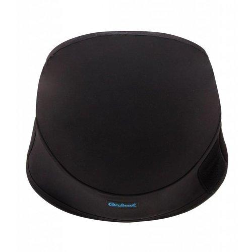 Carriwell Verstelbare Overbelly Buikband / Steunband - Zwart