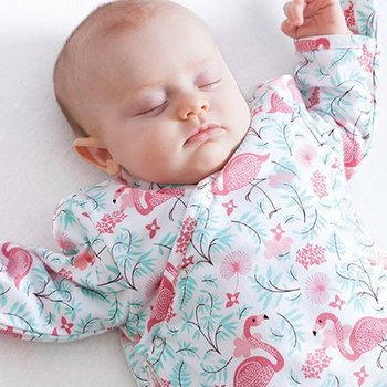 BeMiNi (Baby Boum) Babypakje Flamingo Morea 3-6m